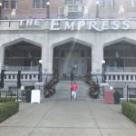 Andrea Hines at The Empress - AAPL 63rd Annual Meeting