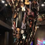 Experience Music Project Guitar Sculpture - AAPL 63rd Annual Meeting