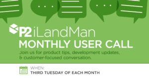 P2 iLandMan Monthly User Call FB Banner