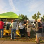 iLandMan Breakfast Tent - 2016 OCAPL Sporting Clays Tournament