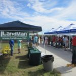 iLandMan Transglobal Tents - 2016 PBLA Sporting Clays Tournament